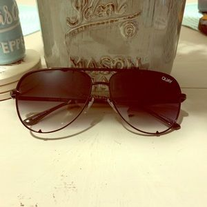 Quay Australia High Key Mini Sunglasses